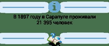 Интересный факт о Сарапуле